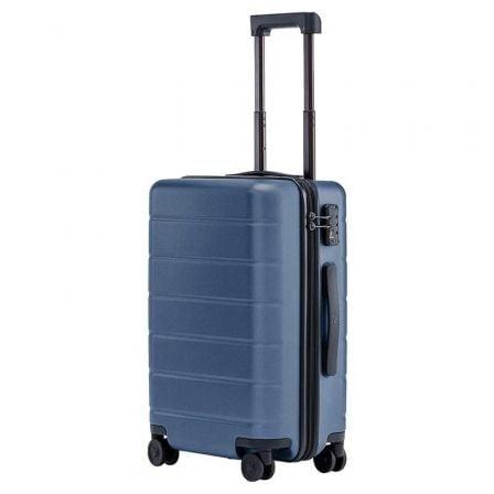 "MALETA XIAOMI MI CLASSIC TRAVEL 20""/50.8CM BLUE - 100% POLICARBONATO - 5 BOLSILLOS - 4 RUEDAS - CIERRE CREMALLERA Y CERRADURA TSA"