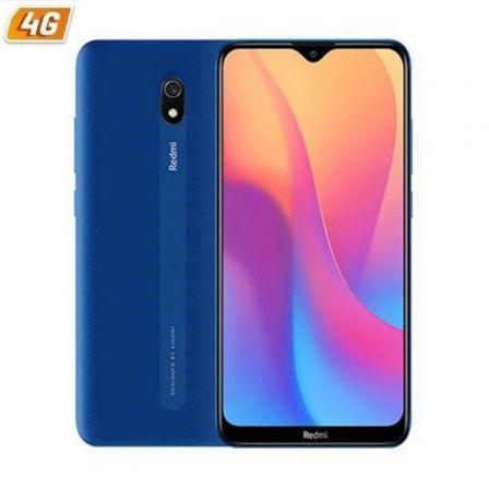 "SMARTPHONE MÓVIL XIAOMI REDMI 8A OCEAN BLUE - 6.22""/15.8CM HD+ - OC SNAPDRAGON 439 - 2GB RAM - 32GB - CAM 12/8 MP - 4G - DUAL SIM - BAT 5000MAH."