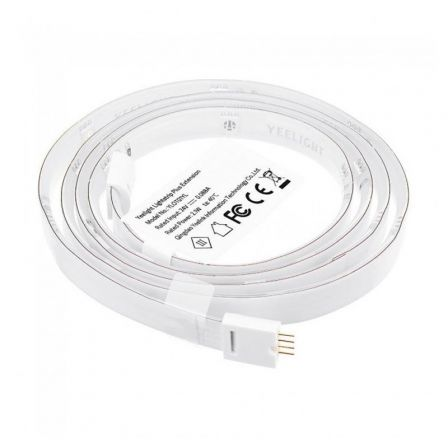 Tira LED Yeelight LED Lightstrip Extension/ 1m/ 2.1W/ Color RGB/ Para usar con Yeelight LED Lightstrip Plus 1S
