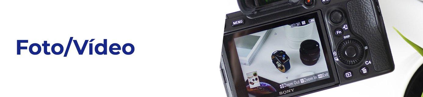 Cámaras para Fotografia y Videocamaras de las marcas más top al mejor precio
