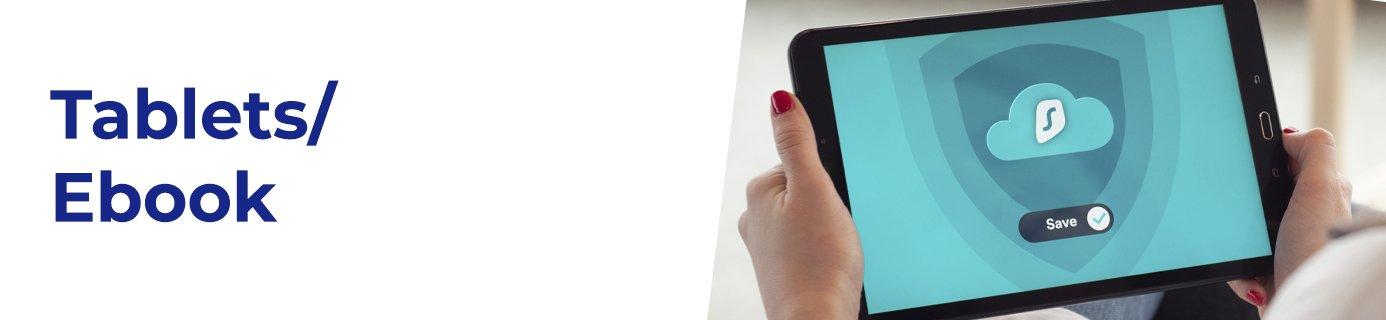 Tablets, Ebook y accesorios pensados para ti