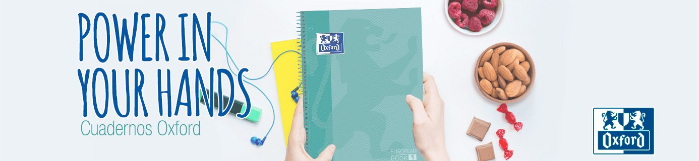 Oxford Cuadernos