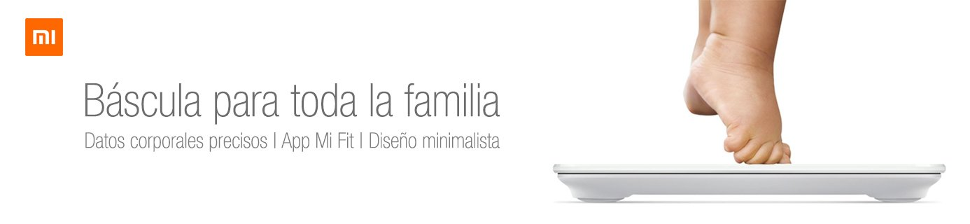 Xiaomi Báscula