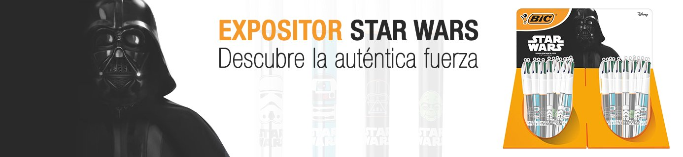 EXPOSITOR STAR WARS